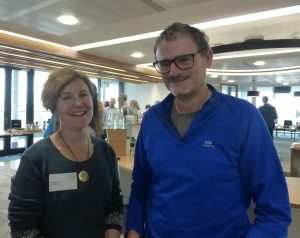 Chief Executive of LifeCycle and Chair of Bristol Cycling Campaign at the launch of Bristol Women's Cycling Charter