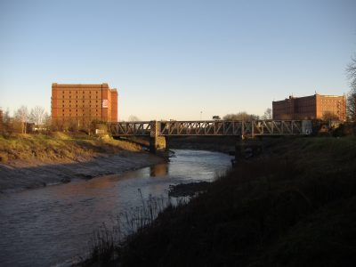 Create Centre and Ashton Avenue Bridge