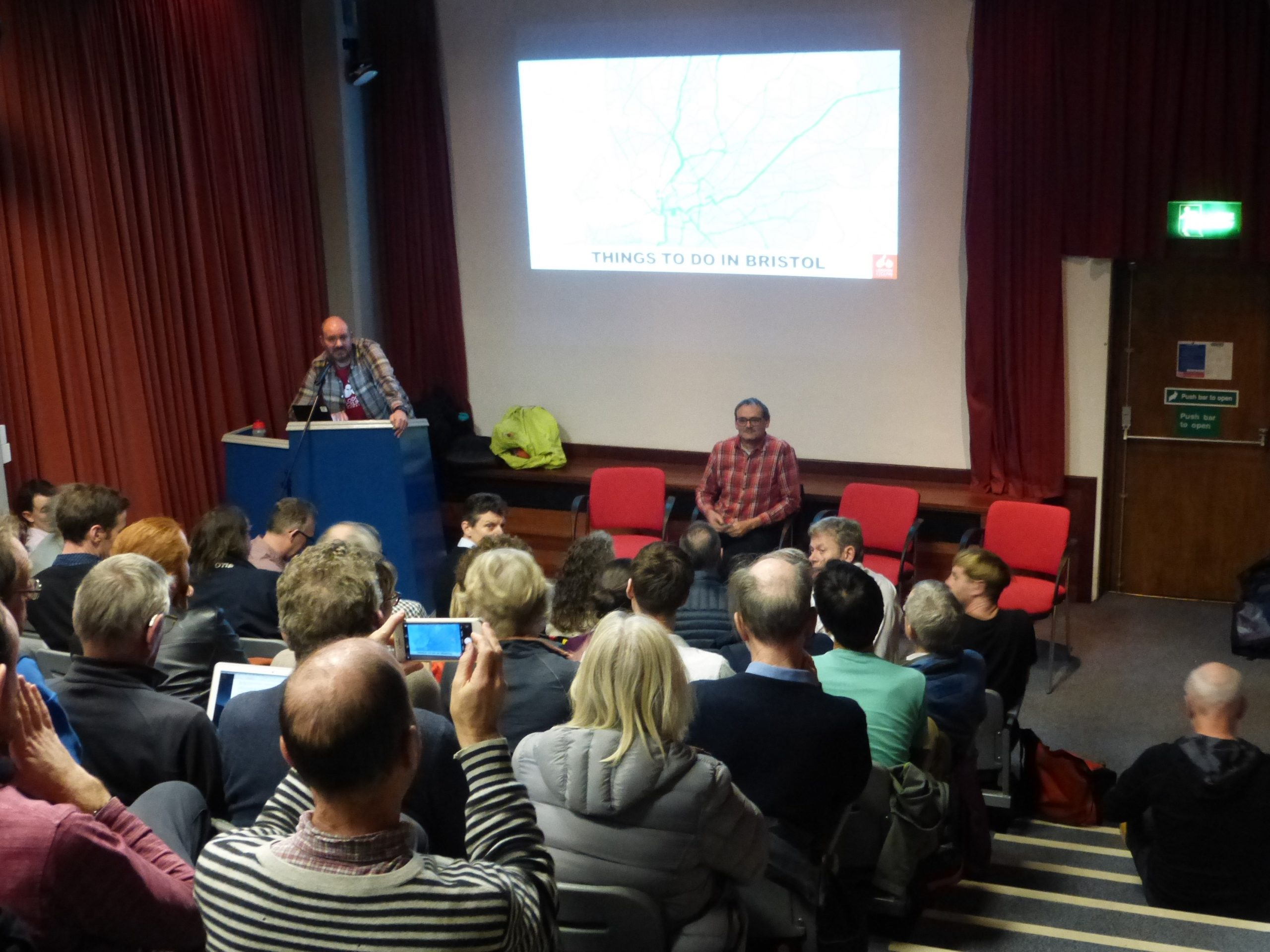 2019 AGM report and review of Simon Munk's presentation