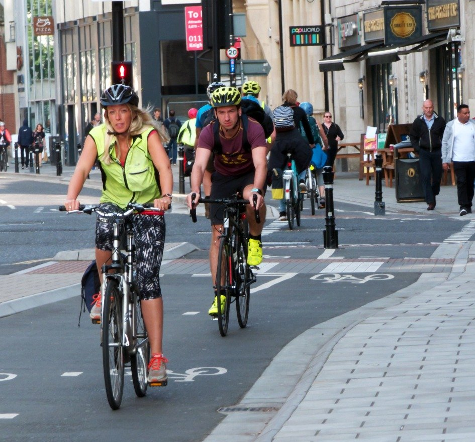 More funding for cycling measures in Bristol