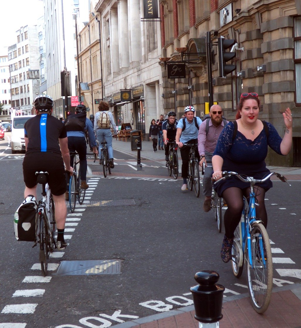 Gear Change and LTN 1/20 - the start of a cycling revolution, or another false dawn?