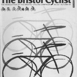Bristol cyclist magazine No.33 Autumn 1999