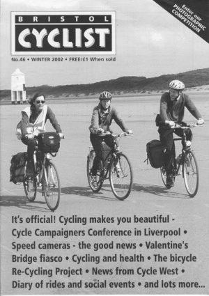 Bristol cyclist magazine No.46 Winter 2002