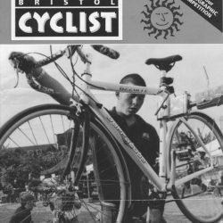 Bristol cyclist magazine No.48 Summer 2003
