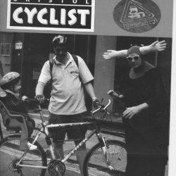 Bristol cyclist magazine No.49 Winter 2003