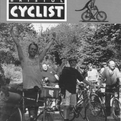 Bristol cyclist magazine No.50 Spring 2004