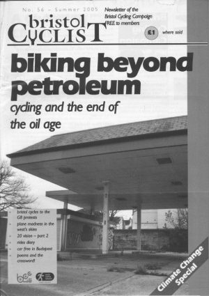 Bristol cyclist magazine No.56 Summer 2005