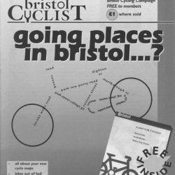 Bristol cyclist magazine No.58 Winter 2005