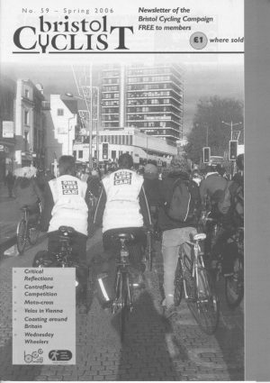 Bristol cyclist magazine No.59 Spring 2006