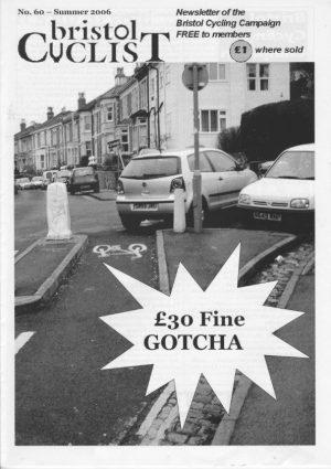 Bristol cyclist magazine No.60 Summer 2006
