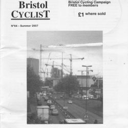 Bristol cyclist magazine No.64 Summer 2007