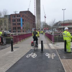 A Bristol Cycling podcast: Old Market Roundabout