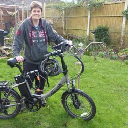 "A Bristol Cycling podcast: ""A proper mode of transport"" – the eBike"
