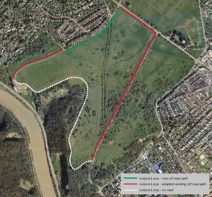 Clifton Downs accessible path update