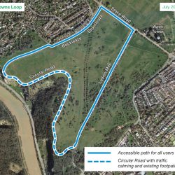 Downs Loop consultation – please show your support