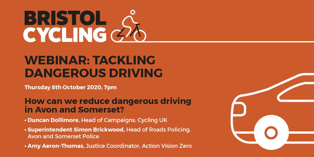 Watch Our Latest Webinar - Tackling Dangerous Driving