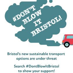 Don't Blow it Bristol!