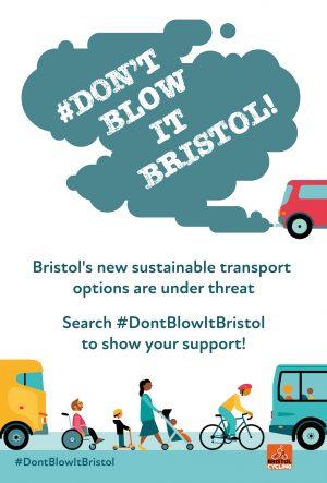Don't Blow it Bristol!