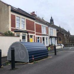 Bristol Cycling Cycle Hangars Project
