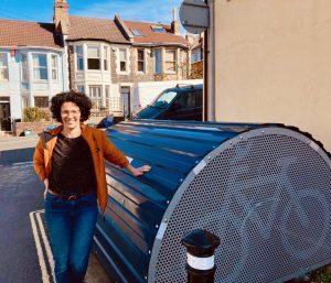 Why Bristol needs more bike hangars