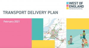Is cycling a mode of transport? Our thoughts on WECA's Transport Delivery Plan