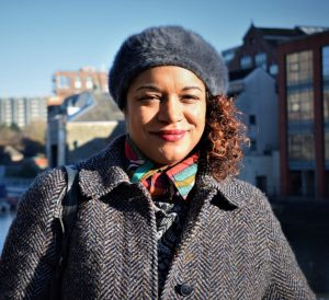 Police and Crime Commissioner Elections 2021 – Cleo Lake, Green Party