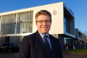 Police and Crime Commissioner Elections 2021 – John Smith, Independent candidate