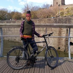 Bicycle Mayor for Bristol is announced