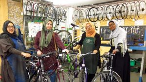 Can you help Bristol Bike Project fund their new workshop?